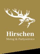 Hirschen Metzg Logo